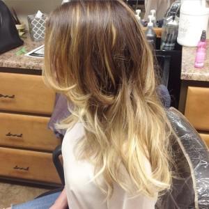 HSC Hair shot 1